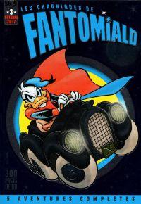 Les Chroniques de Fantomiald T3, comics chez Hachette Disney de Martina, Dalmasso, Cavazzano, de Vita, Chierchini