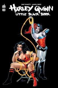 Harley Quinn : Little Black Book (0), comics chez Urban Comics de Palmiotti, Conner, Flaviano, Adams, Mauricet, Tucci, Bisley, Timms, Linsner, Mounts, Hi-fi colour