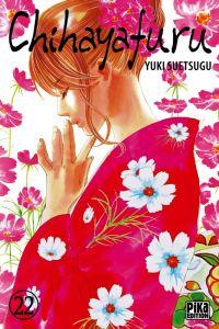 Chihayafuru T22, manga chez Pika de Suetsugu
