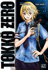 Tokkô Zero T3, manga chez Pika de Fujisawa, Asada