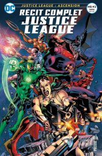 Récit Complet Justice League T2 : Justice League - Ascension (0), comics chez Urban Comics de Waid, Hitch, Bedard, Derenick, Skipper, Depuy, Sinclair