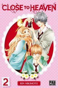 Close to heaven T2, manga chez Pika de Mikimoto