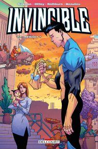 Invincible T22 : Reboot ? (0), comics chez Delcourt de Kirkman, Ottley, Rathburn, Beaulieu