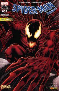 Spider-Man Universe T3 : Le monde obscur (0), comics chez Panini Comics de Conway, Perkins, Troy