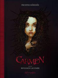 Carmen, bd chez Soleil de Lacombe