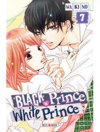 Black prince & white prince T7, manga chez Soleil de Makino