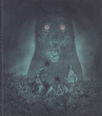 Wolven, bd chez Même pas mal Editions de Smits, Zwart