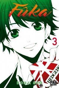 Fûka T3, manga chez Pika de Seo