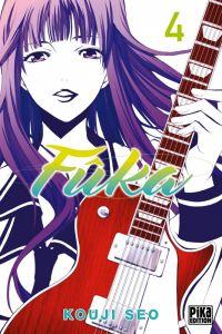 Fûka T4, manga chez Pika de Seo