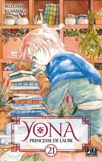 Yona, princesse de l'aube  T21, manga chez Pika de Mizuho