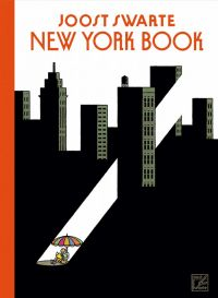 New York Book, bd chez Dargaud de Svarte