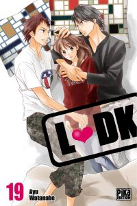L-DK T19, manga chez Pika de Watanabe