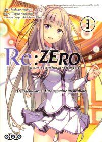 Re:Zero T3, manga chez Ototo de Nagatsuki, Matsuse