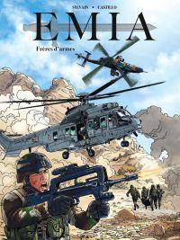 Emia : Frères d'armes (0), bd chez Zéphyr de Sylvain, Castillo, Le Capon