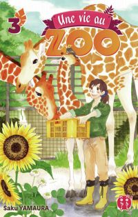 Une vie au zoo T3, manga chez Nobi Nobi! de Yamaura