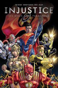 Injustice - Les Dieux sont parmi nous T11 : Année 5 - 3e partie (0), comics chez Urban Comics de Buccellato, Miller, Xermanico, Santucci, Derenick, Lokus, Nanjan, Yardin