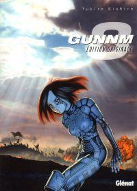 Gunnm Edition originale  T8, manga chez Glénat de Kishiro