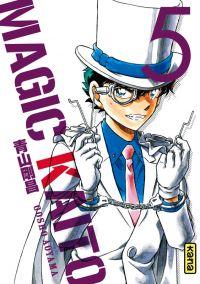 Magic Kaito  T5, manga chez Kana de Aoyama