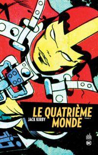 Le Quatrième Monde T4, comics chez Urban Comics de Kirby