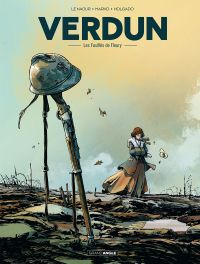 Verdun T3 : Les fusillés de Fleury (0), bd chez Bamboo de Le Naour, Marko, Holgado, Bouët