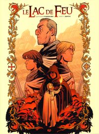 Le Lac de feu T1, bd chez EP Editions de Fairbairn, Smith