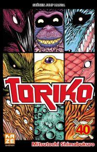 Toriko T40, manga chez Kazé manga de Shimabukuro