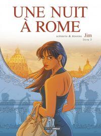 Une Nuit à Rome – cycle 2, T3, bd chez Bamboo de Jim, Delphine