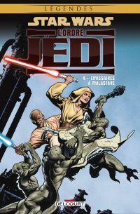 Star Wars - L'Ordre Jedi T4 : Émissaires à Malastare (0), comics chez Delcourt de Truman, Duursema, Raney, Nadeau, Jackson