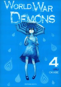 World war demons T4, manga chez Akata de Okabe