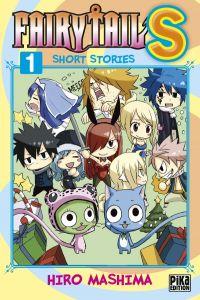 Fairy tail S T1, manga chez Pika de Mashima