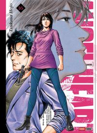 Angel heart – 2nd Season, T16, manga chez Panini Comics de Hôjô