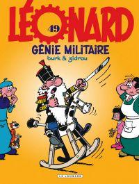 Léonard T49 : Génie militaire (0), bd chez Le Lombard de Zidrou, Turk, Kael