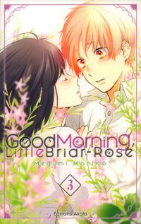 Good morning little briar-rose T4, manga chez Akata de Morino