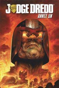 Judge Dredd - Année Un, comics chez Réflexions de Smith, Coleby, O'Grady, Staples
