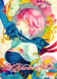 Les mémoires de Vanitas  T4, manga chez Ki-oon de Mochizuki