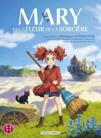Mary et la fleur de la sorcière : Anime comics (0), manga chez Nobi Nobi! de Sakaguchi, Stewart, Yonebayashi