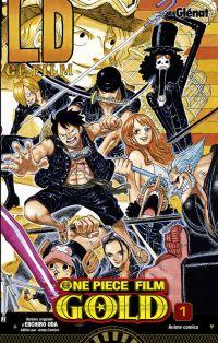 One piece - Gold T1, manga chez Glénat de Oda