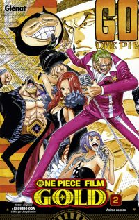 One piece - Gold T2, manga chez Glénat de Oda