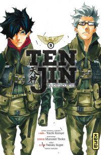 Tenjin T5, manga chez Kana de Komori, Sugie