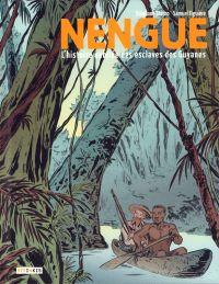 Nengue, bd chez Steinkis de Blanco, Figuière