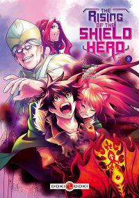 The rising of the shield hero T8, manga chez Bamboo de Aneko, Kyu
