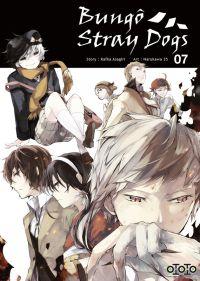 Bungô stray dogs T7, manga chez Ototo de Asagiri, Harukawa35