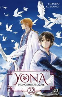 Yona, princesse de l'aube  T22, manga chez Pika de Mizuho