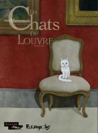 Les Chats du Louvre T2, manga chez Futuropolis de Matsumoto