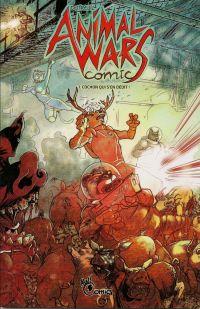 Animal Wars T1 : Cochon qui s'en dédit (0), comics chez AW! Comics de Dutreuil