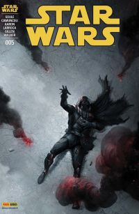 Star Wars (revue Marvel) V2 T5 : Les treize caisses (0), comics chez Panini Comics de Gillen, Soule, Aaron, Walker, Larroca, Camuncoli, Curiel, Delgado, Fabela