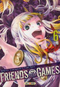 Friends games  T6, manga chez Soleil de Yamaguchi, Yûki
