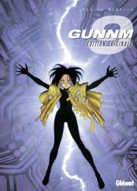 Gunnm Edition originale  T9, manga chez Glénat de Kishiro