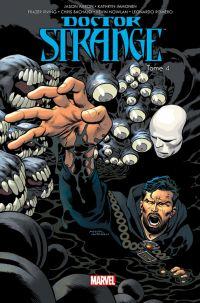 Doctor Strange T4 : Récidive (0), comics chez Panini Comics de Aaron, Immonen, Bachalo, Romero, Nowlan, Irving, Bellaire