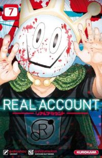 Real account T7, manga chez Kurokawa de Okushou, Shizumukun